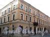 Галерная ул., д. 19 / Замятин пер., д. 2. Фрагменты фасадов. Фото июнь 2010 г.