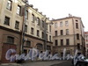 Галерная ул., д. 20 / Замятин пер., д. 4. Дворовые корпуса. Фото июнь 2010 г.