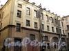 Галерная ул., д. 20 / Замятин пер., д. 4. Дворовый корпус. Фото июнь 2010 г.