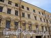 Галерная ул., д. 25. Фрагмент фасада здания. Фото июнь 2010 г.