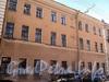Галерная ул., д. 31. Фрагмент фасада. Фото июнь 2010 г.