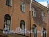 Галерная ул., д. 35. Фрагмент фасада здания. Фото июнь 2010 г.