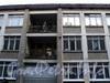 Галерная ул., д. 36-38. Фрагмент фасада. Фото июнь 2010 г.