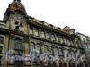 Галерная ул., д. 40. Фрагмент фасада. Фото август 2003 г.