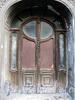 Галерная ул., д. 40. Недействующая входная дверь. Фото июнь 2010 г.