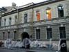 Галерная ул., д. 54. Фасад здания. Фото июнь 2010 г.