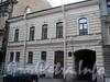 Галерная ул., д. 61. Фасад здания. Фото июнь 2010 г.