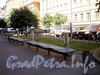 Бульвар Захарьевской улицы. Фото июль 2010 г.