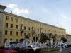 Захарьевская ул., д. 6. Фасад здания. Фото июль 2010 г.