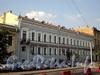 Захарьевская ул., д. 10. Общий вид. Фото июль 2010 г.