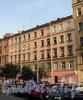 Захарьевская ул., д. 11. Фасад здания. Фото июль 2010 г.