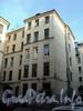 Захарьевская ул., д. 13. Дворовый флигель. Фото июль 2010 г.