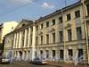 Захарьевская ул., д. 17. Общий вид. Фото июль 2010 г.