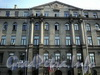 Захарьевская ул., д. 19. Фрагмент фасада здания. Фото июль 2010 г.