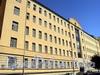Захарьевская ул., д. 20. Корпус Военного инженерно-технического университета. Фасад здания. Фото июль 2010 г.