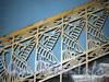 Захарьевская ул., д. 23. Доходный дом Л. И. Нежинской. Фрагмент ограждения лестницы «Египетского дома». Фото июль 2010 г.