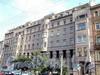 Захарьевская ул., д. 23. Доходный дом Л. И. Нежинской. Фасад здания «Египетского дома». Фото июль 2010 г.