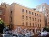 Захарьевская ул., д. 35. Фасад здания. Фото июль 2010 г.
