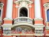 Захарьевская ул., д. 41. Балкон. Фото июль 2010 г.