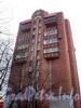 Енотаевская ул., д. 4, корп. 3. Фрагмент фасада жилого дома. Фото апрель 2010 г.
