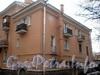 Енотаевская ул., д. 10. Вид на торец здания со двора. Фото апрель 2010 г.