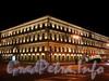 Гороховая ул., д. 1 / Адмиралтейский пр., д. 8. Общий вид. Ночная подсветка. Фото июль 2010 г.