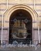 Кирочная ул., д. 1. Здание Офицерского собрания (Дом офицеров). Решетка ворот. Фото март 2010 г.