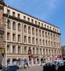 Кирочная ул., д. 26 / пр. Чернышевского, д. 17. Фасад по улице. Фото май 2010 г.