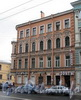Кирочная ул., д. 29 / ул. Радищева, д. 46. Фасад по Кирочной улице. Фото сентябрь 2010 г.