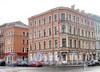 Кирочная ул., д. 29 / ул. Радищева, д. 46. Общий вид. Фото сентябрь 2010 г.