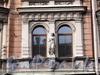Кирочная ул., д. 30. Доходный дом Г.С. Войницкого. Фрагмент фасада. Фото сентябрь 2010 г.