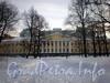 Кирочная ул., д. 35, лит. А. Здание госпиталя лейб-гвардии Преображенского полка. Общий вид. Фото февраль 2010 г.
