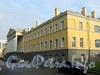 Кирочная ул., д. 35, лит. А. Здание госпиталя лейб-гвардии Преображенского полка. Общий вид. Фото сентябрь 2010 г.