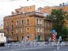 Кирочная ул., д. 54. Левый корпус. Общий вид. Фото сентябрь 2010 г.