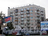 Кирочная ул., д. 61. Вид на здание от Новгородской улицы. Фото сентябрь 2010 г.