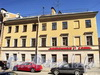 Ул. Радищева, д. 1 / ул.жуковского, д. 36. Фасад корпуса по улице Радищева. Фото июль 2010 г.
