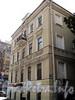 Ул. Радищева, д. 2 / ул.жуковского, д. 34. Фасад здания по улице Радищева. Фото июль 2010 г.