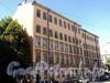 Ул. Радищева, д. 4 / Солдатский пер., д. 5. Фасад по улице. Фото июль 2010 г.