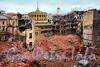 Работы по сносу корпусов. Фото с сайта sheree.moskva.com