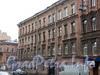 Ул. Радищева, д. 42 (угловой корпус) / ул. Рылеева, д. 26. Фасад по улице Радищева. Фото сентябрь 2010 г.