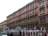 Ул. Радищева, д. 42 (правая часть). Фасад здания. Фото сентябрь 2010 г.