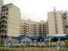 Кемская ул., д. 1. Элитный жилой комплекс «MaXXimum». Тыльная сторона комплекса. Фото сентябрь 2010 г.