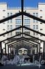 Тверская ул., д. 1, лит. А. Во дворе комплекса. Фото с сайта архитектурной мастерской «Евгений Герасимов и партнеры»