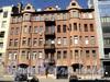 Тверская ул., д. 4. Фасад здания. Фото август 2010 г.