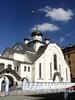 Тверская ул., д. 8. Знаменская церковь старообрядцев Поморского согласия. Фото август 2010 г.