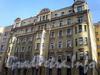 Тверская ул., д. 13. Фрагмент фасада. Фото апрель 2009 г.