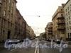 Перспектива Тверской улицы от площади Пролетарской диктатуры в сторону Таврической улицы. Фото октябрь 2010 г.