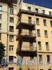 Тверская ул., д. 20. Балконы левого корпуса. Фото август 2010 г.