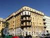 Тверская ул., д. 20. Общий вид правого корпуса. Фото август 2010 г.