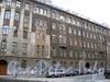Ул. Блохина, д. 2 / Кронверкский пр., д. 77. Фасад по улице Блохина. Фото октябрь 2010 г.